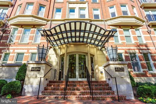 Photo of 4821 MONTGOMERY LN #706, BETHESDA, MD 20814 (MLS # MDMC754178)