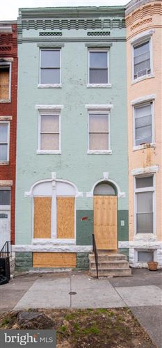 Photo of 2018 LINDEN AVE, BALTIMORE, MD 21217 (MLS # MDBA537180)