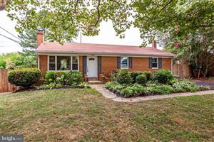 Photo of 948 WHITE OAK DR, OXON HILL, MD 20745 (MLS # MDPG540180)