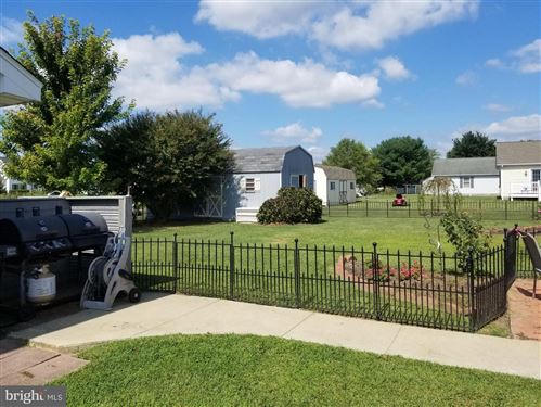 Tiny photo for 110 DOGWOOD DR, HURLOCK, MD 21643 (MLS # MDDO124182)