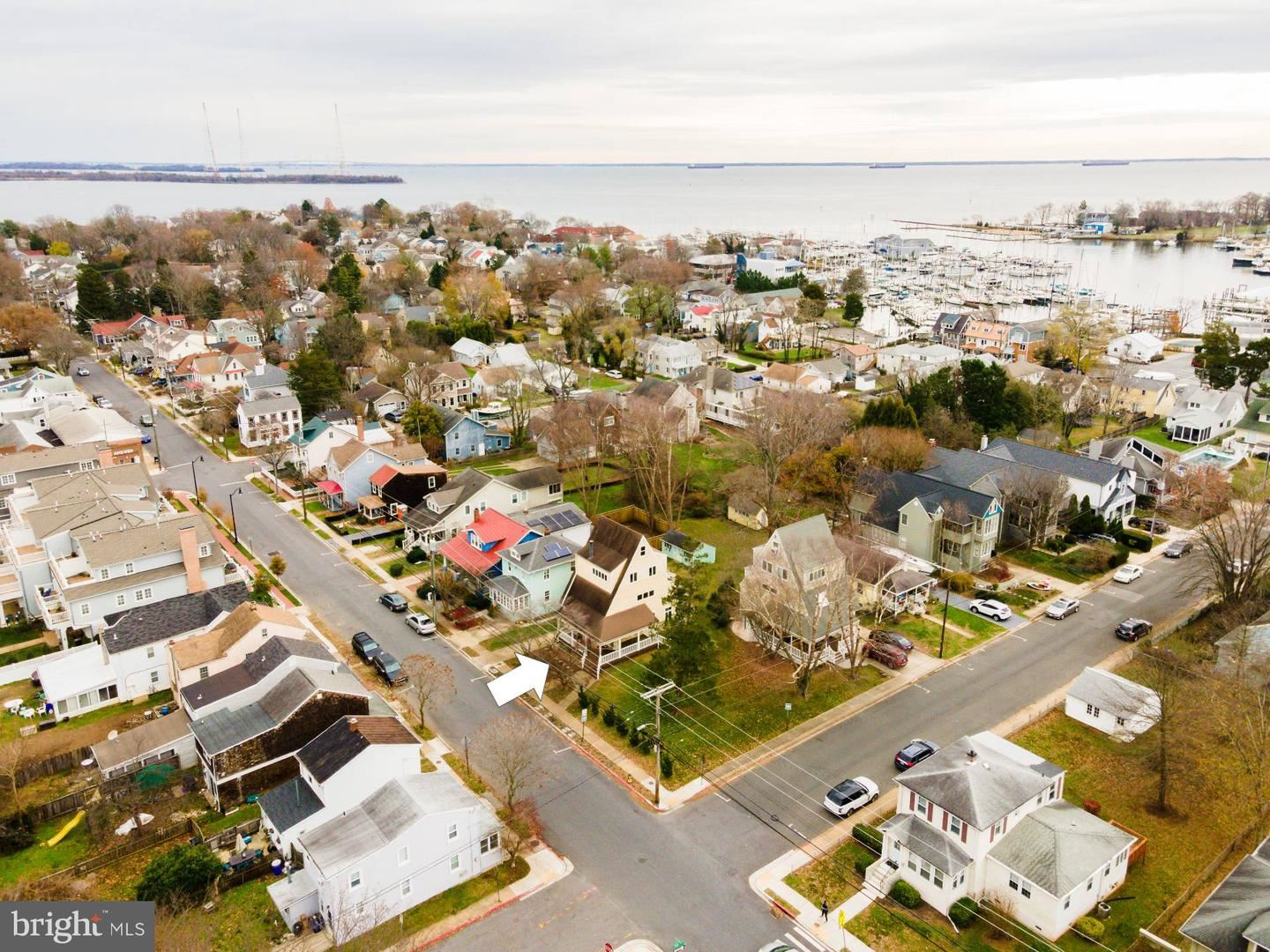 417 CHESAPEAKE AVE, Annapolis, MD 21403 - MLS#: MDAA454184