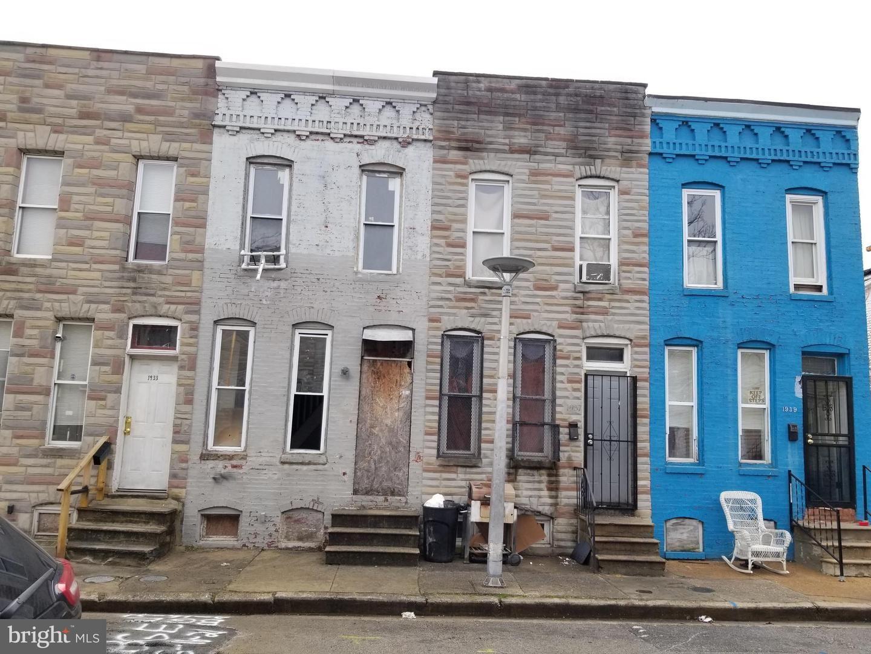 1937 CHRISTIAN ST, Baltimore, MD 21223 - MLS#: MDBA540184