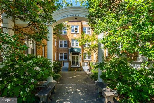 Photo of 5112 CONNECTICUT AVE NW #211, WASHINGTON, DC 20008 (MLS # DCDC473186)