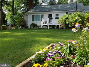 Photo of 866 CHESTNUT TREE DR, ANNAPOLIS, MD 21409 (MLS # MDAA400186)