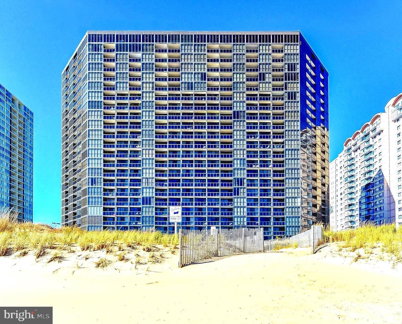 Photo of 10900 COASTAL HWY #608, OCEAN CITY, MD 21842 (MLS # MDWO122186)