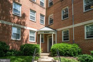 Photo of 2207 WASHINGTON AVE #201, SILVER SPRING, MD 20910 (MLS # MDMC679188)