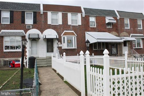 Photo of 3123 FRIENDSHIP ST, PHILADELPHIA, PA 19149 (MLS # PAPH968188)
