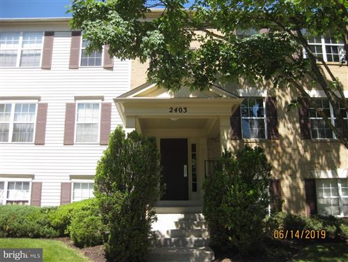 Photo of 2403 NORMANDY SQUARE PL #12, SILVER SPRING, MD 20906 (MLS # MDMC666190)