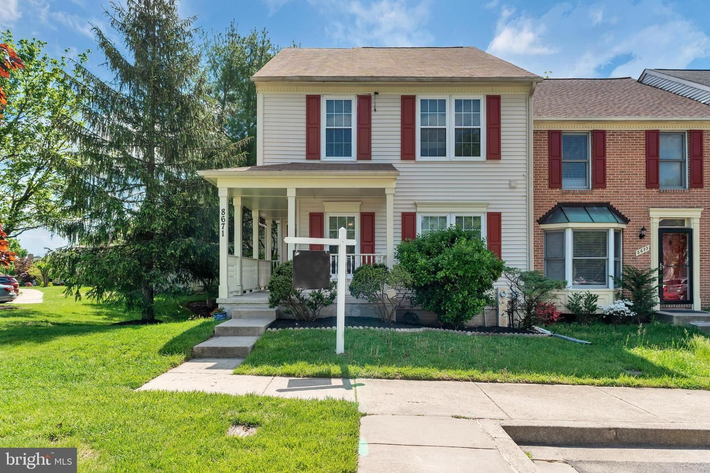8671 MANAHAN DR, Ellicott City, MD 21043 - MLS#: MDHW294190