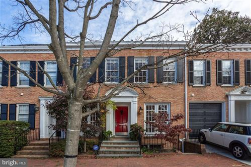 Photo of 1707 34TH ST NW, WASHINGTON, DC 20007 (MLS # DCDC450192)