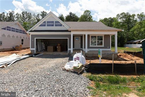 Photo of 6614 STERLING WAY, RUTHER GLEN, VA 22546 (MLS # VACV124192)