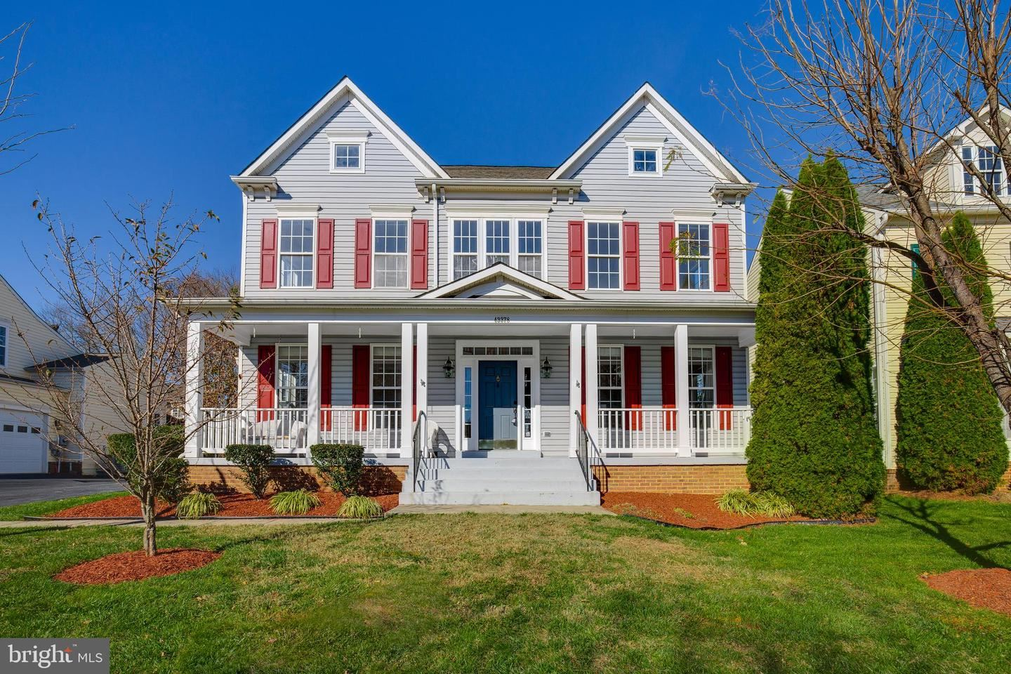 Photo of 43378 FULLERTON ST, ASHBURN, VA 20147 (MLS # VALO424194)