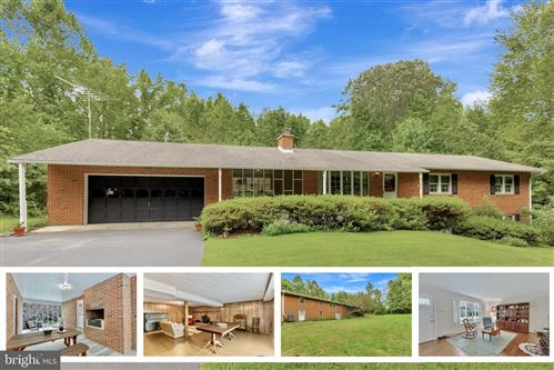 Photo of 1110 CARSON DR, HUNTINGTOWN, MD 20639 (MLS # MDCA178196)