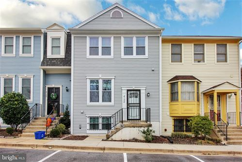 Photo of 8106 BONAIRE CT, SILVER SPRING, MD 20910 (MLS # MDMC685196)