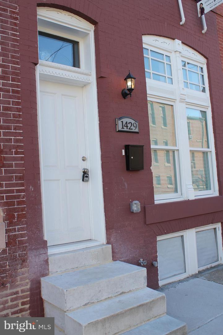 1429 E FEDERAL ST, Baltimore, MD 21213 - MLS#: MDBA544196