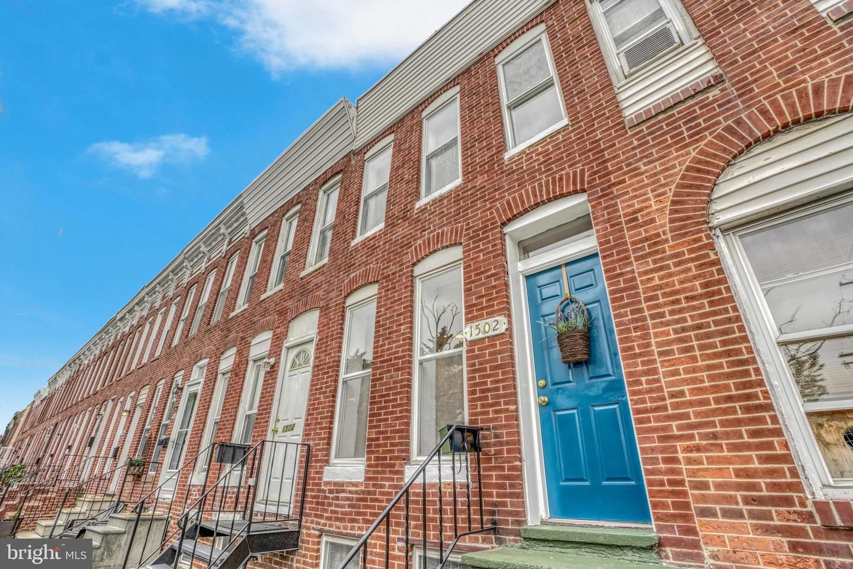 1502 BOYLE ST, Baltimore, MD 21230 - MLS#: MDBA549196