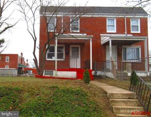 Photo of 1206 PINE HEIGHTS AVE, BALTIMORE, MD 21229 (MLS # MDBA470198)