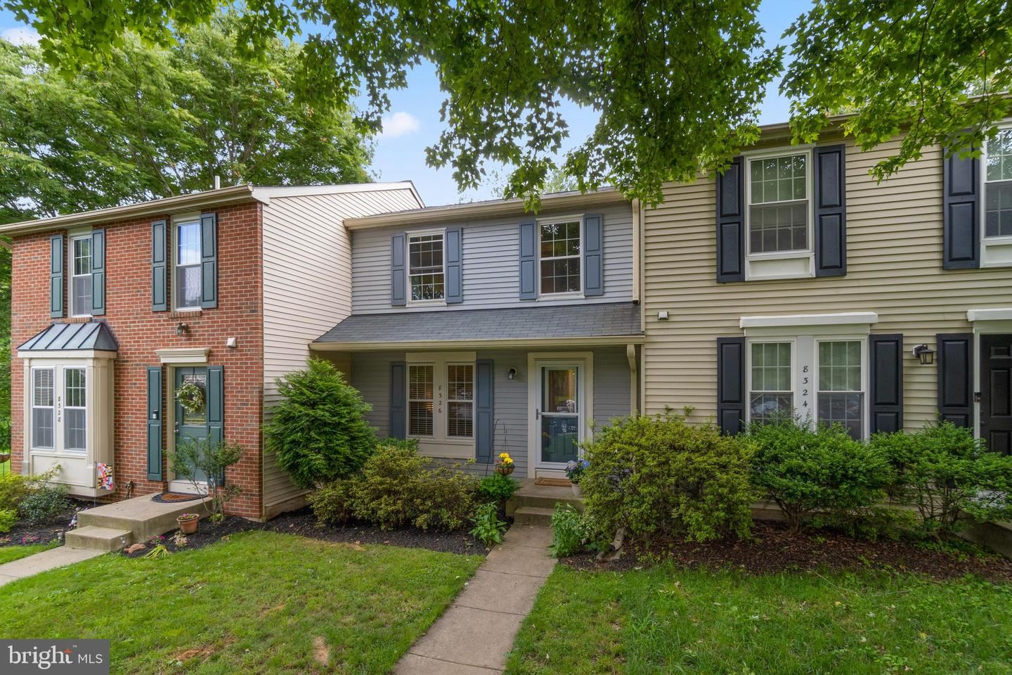 8326 SILVER TRUMPET DR, Columbia, MD 21045 - MLS#: MDHW2000198