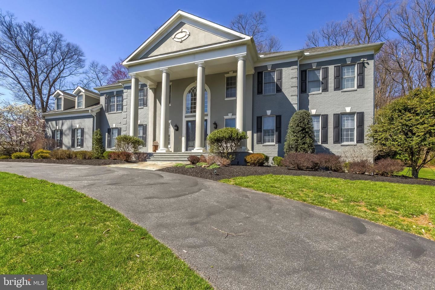 6 SPRING FOREST CT, Owings Mills, MD 21117 - MLS#: MDBC524200