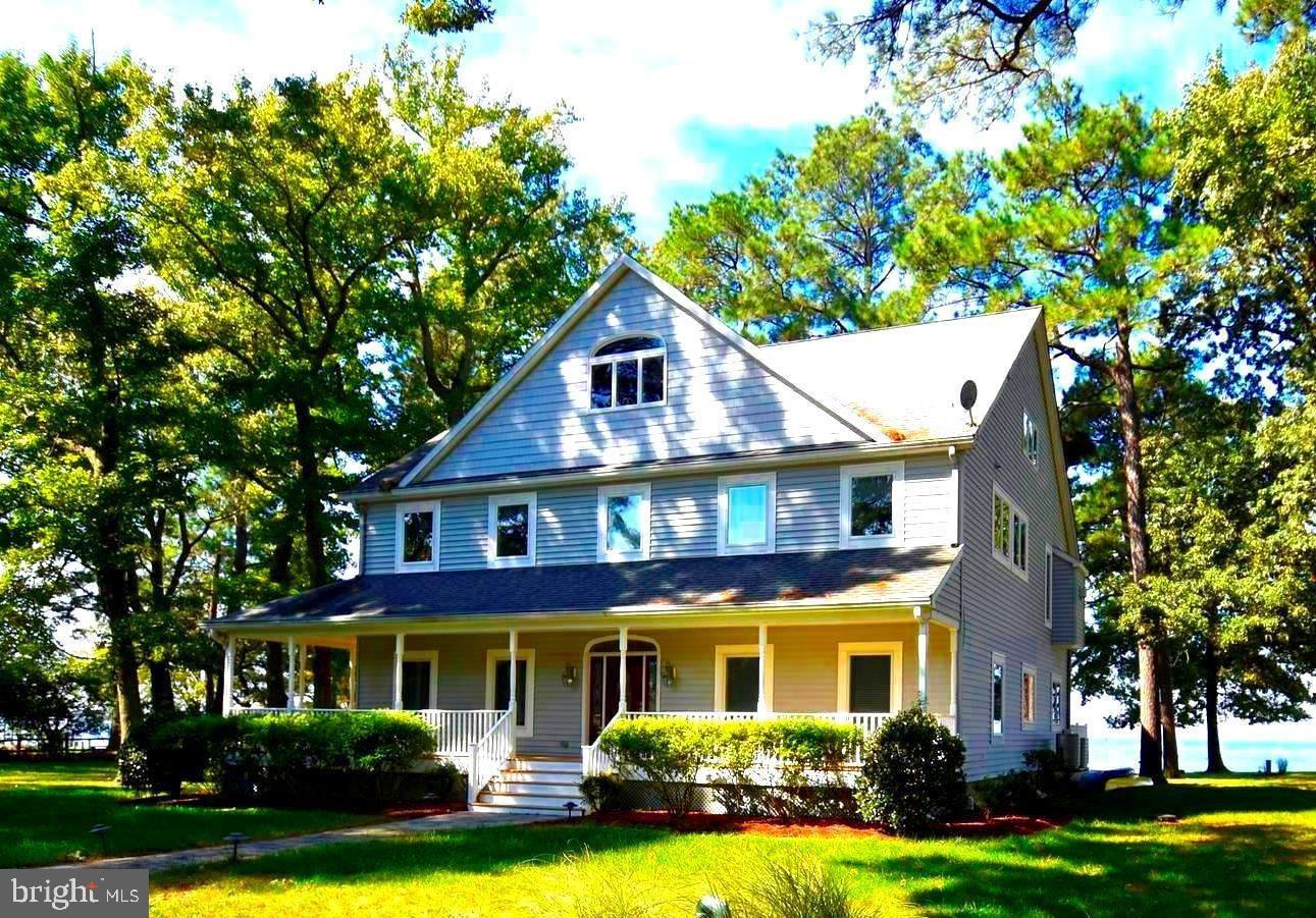 Photo for 10491 MIRACLE HOUSE CIRCLE, CLAIBORNE, MD 21624 (MLS # MDTA139200)