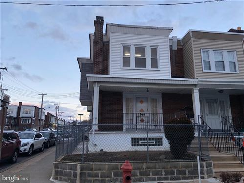 Photo of 327 ROSELYN ST, PHILADELPHIA, PA 19120 (MLS # PAPH980202)