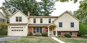 Photo of 1913 FOXHALL RD, MCLEAN, VA 22101 (MLS # VAFX1092202)