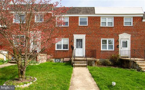 Photo of 1133 DEANWOOD RD, BALTIMORE, MD 21234 (MLS # MDBC524204)