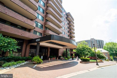 Photo of 4550 N PARK AVE #607, CHEVY CHASE, MD 20815 (MLS # MDMC2004204)