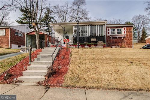 Photo of 708 1ST ST, ROCKVILLE, MD 20851 (MLS # MDMC693204)