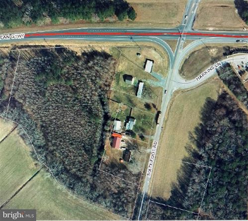 Photo of 0 ROUTE 50, PITTSVILLE, MD 21850 (MLS # MDWC107204)