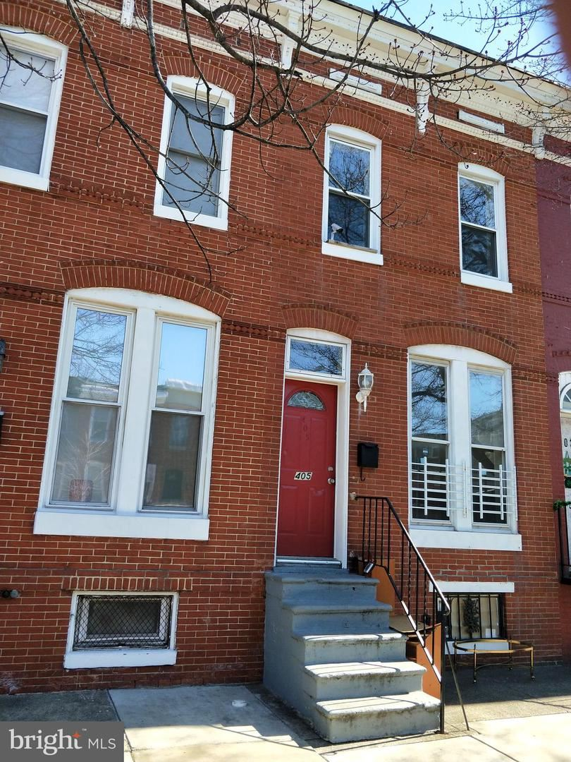 405 N CHESTER ST, Baltimore, MD 21231 - MLS#: MDBA2000204