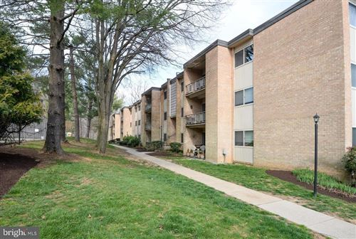 Photo of 5115 CROSSFIELD CT #247, ROCKVILLE, MD 20852 (MLS # MDMC713206)