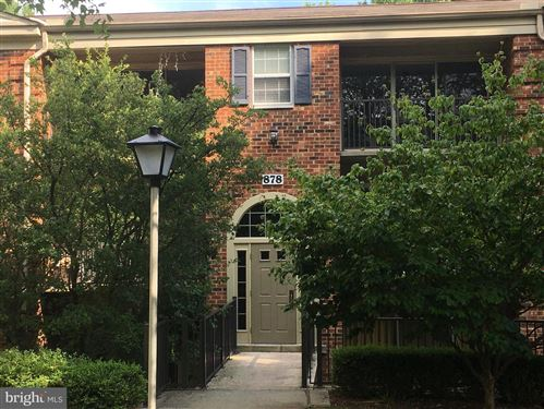 Photo of 878 COLLEGE PKWY #202, ROCKVILLE, MD 20850 (MLS # MDMC719206)