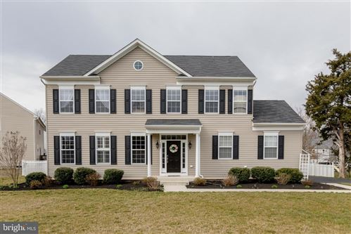 Photo of 195 FAIRGROUND RD, PRINCE FREDERICK, MD 20678 (MLS # MDCA175208)