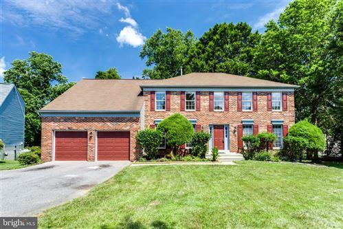 Photo of 1607 PEBBLE BEACH DR, BOWIE, MD 20721 (MLS # MDPG576208)