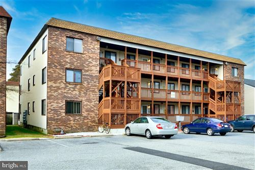 Photo of 14401 TUNNEL AVE #164, OCEAN CITY, MD 21842 (MLS # MDWO112208)