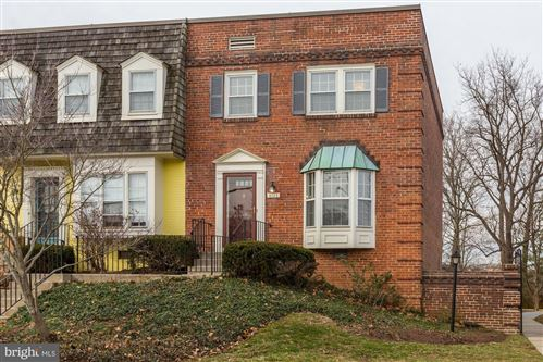 Photo of 6722 HILLANDALE RD #14, CHEVY CHASE, MD 20815 (MLS # MDMC693210)