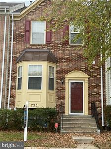 Photo of 723 FARAWAY CT, BOWIE, MD 20721 (MLS # MDPG550210)