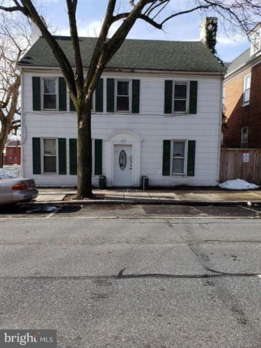 Photo of 277 S POTOMAC ST, HAGERSTOWN, MD 21740 (MLS # MDWA170210)