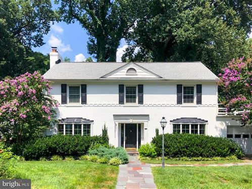 Photo of 3415 GLENMOOR DR, CHEVY CHASE, MD 20815 (MLS # MDMC727212)