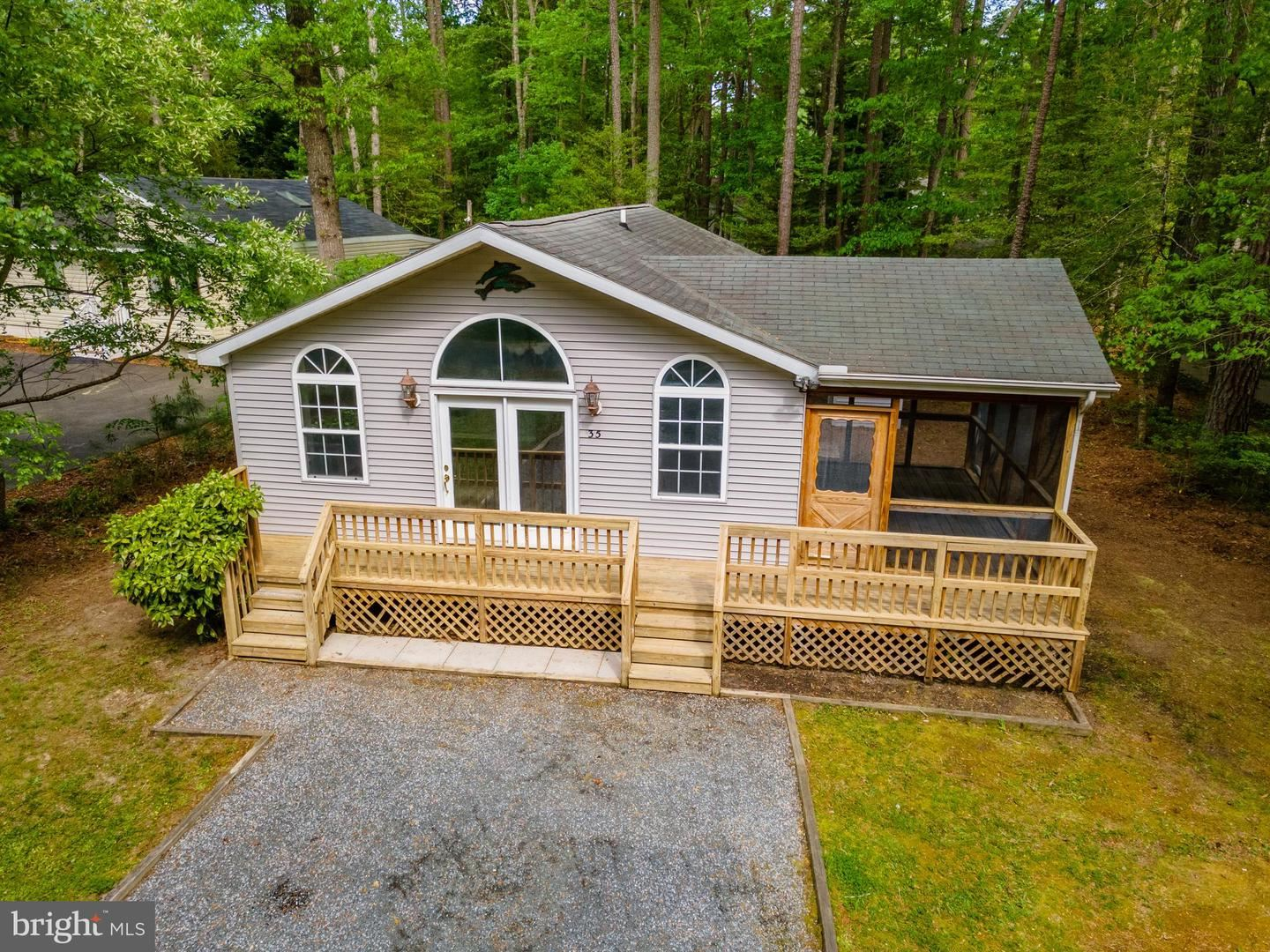 Photo of 35 CANAL RD, OCEAN PINES, MD 21811 (MLS # MDWO122212)