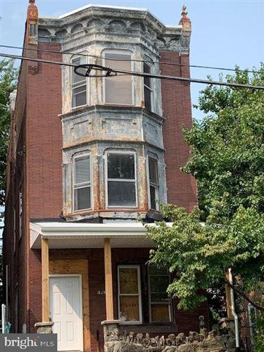 Photo of 141 W APSLEY ST, PHILADELPHIA, PA 19144 (MLS # PAPH937214)