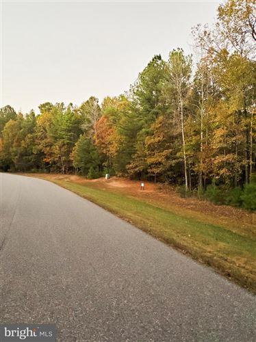 Photo of LOT 110 RAINBOW RDG, BUMPASS, VA 23024 (MLS # VALA122214)