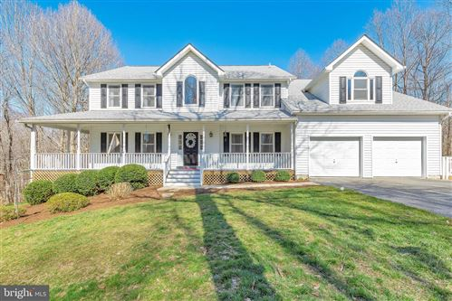 Photo of 4240 WEEPING WILLOW LN, HUNTINGTOWN, MD 20639 (MLS # MDCA175216)