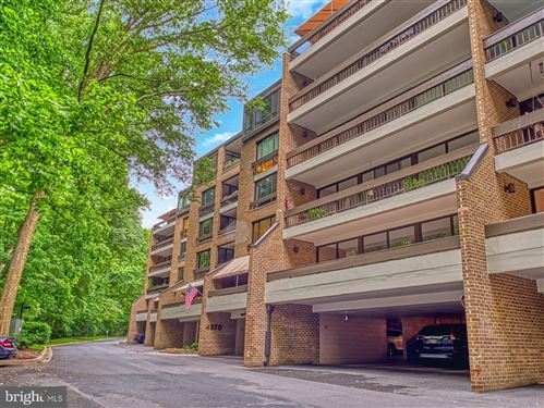 Photo of 4970 SENTINEL DR #11-103, BETHESDA, MD 20816 (MLS # MDMC714216)