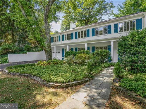 Photo of 7504 MAPLE AVE, CHEVY CHASE, MD 20815 (MLS # MDMC100217)