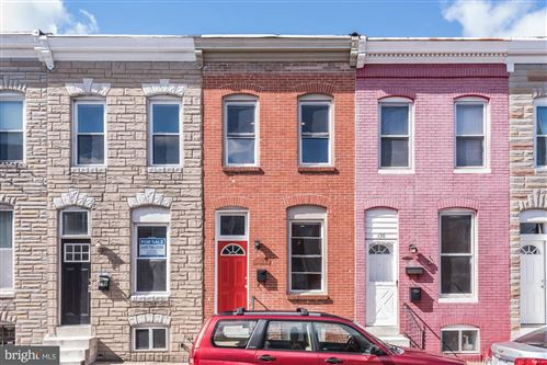 Photo of 134 N BELNORD AVE, BALTIMORE, MD 21224 (MLS # MDBA502218)