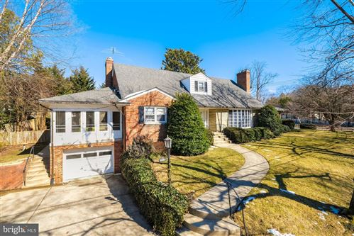 Photo of 4501 CUMBERLAND AVE, CHEVY CHASE, MD 20815 (MLS # MDMC2000218)