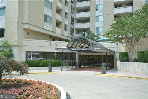 Photo of 4601 N PARK AVE #1106, CHEVY CHASE, MD 20815 (MLS # MDMC2007218)