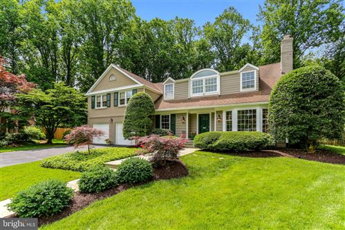 Photo of 11301 ROLLING HOUSE RD, NORTH BETHESDA, MD 20852 (MLS # MDMC666218)